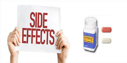 How to Counter Ambien Common Side Effects?