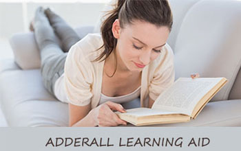 Why Adderall is a better learning aid than caffeine?