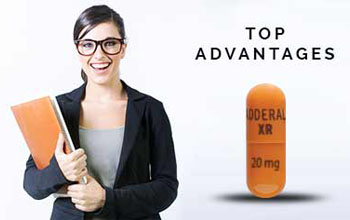 Top 10 advantages of buying Adderall from an online pharmacy